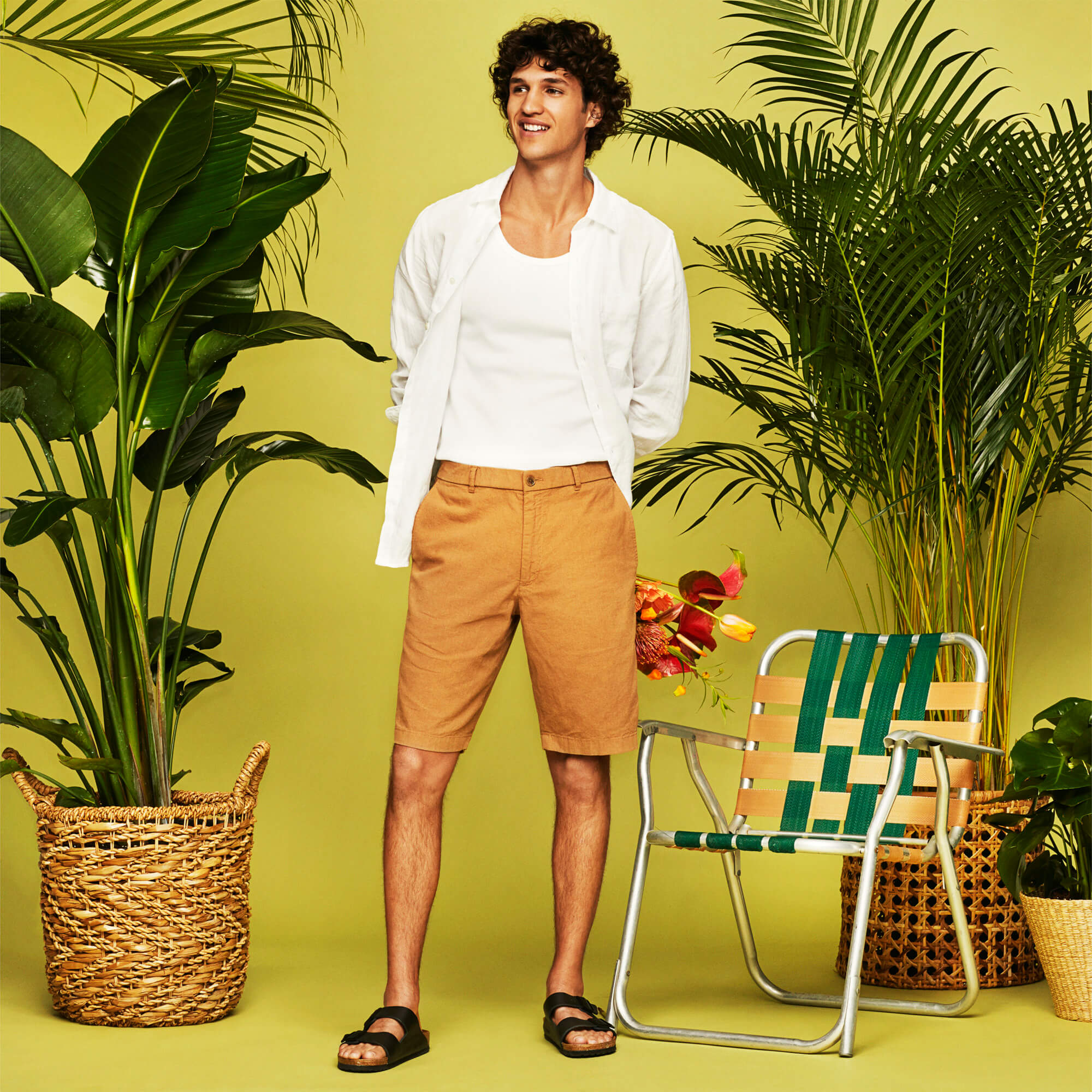 Uniqlo Resort Summer 2019 Campaign